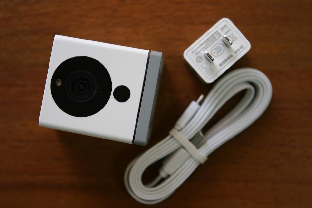 Дешево и красиво — Wi-fi камера Xiaomi Xiaofang - 4