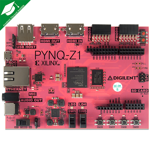 Обзор плат на SoC ARM+FPGA. Часть первая. Мир Xilinx - 10