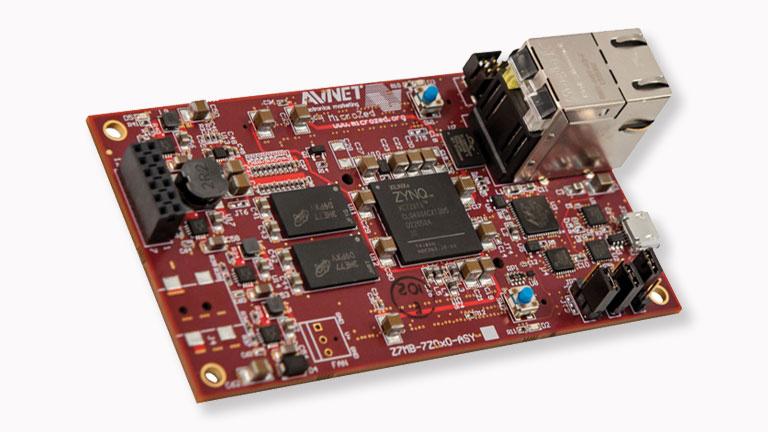 Обзор плат на SoC ARM+FPGA. Часть первая. Мир Xilinx - 11