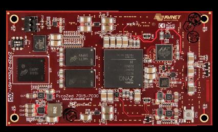Обзор плат на SoC ARM+FPGA. Часть первая. Мир Xilinx - 16