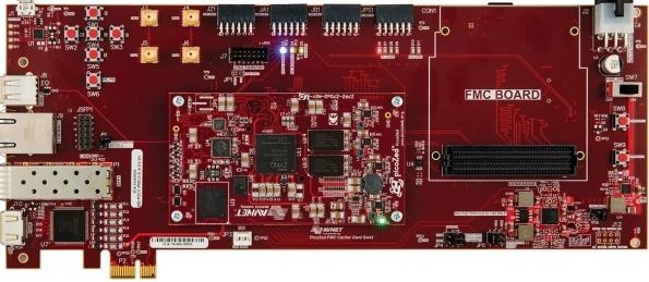 Обзор плат на SoC ARM+FPGA. Часть первая. Мир Xilinx - 18