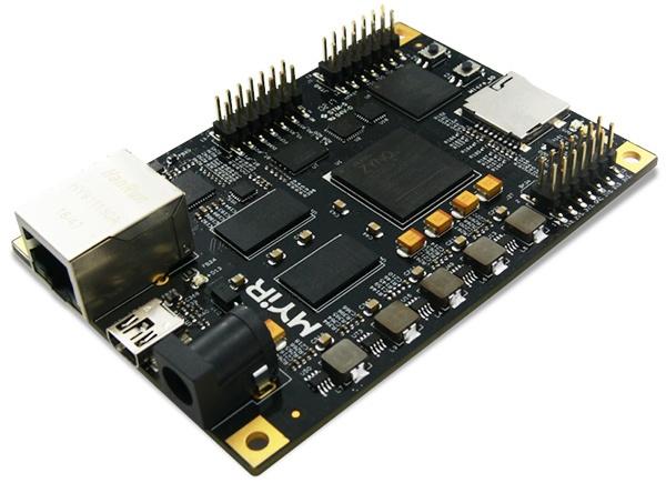 Обзор плат на SoC ARM+FPGA. Часть первая. Мир Xilinx - 28