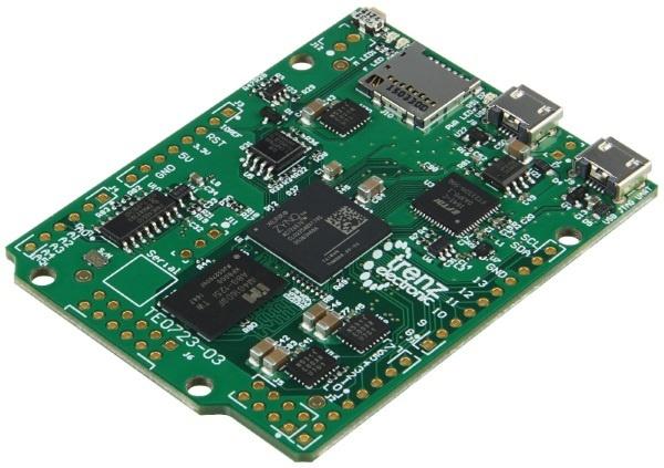 Обзор плат на SoC ARM+FPGA. Часть первая. Мир Xilinx - 38
