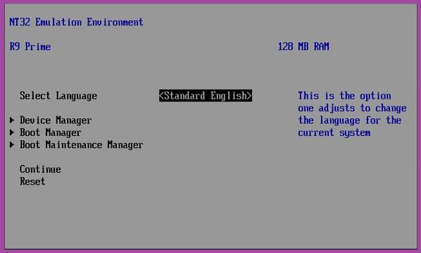 Пишем для UEFI BIOS в Visual Studio. Часть 1 — разворачивание среды разработки, компиляция и запуск на отладку - 2