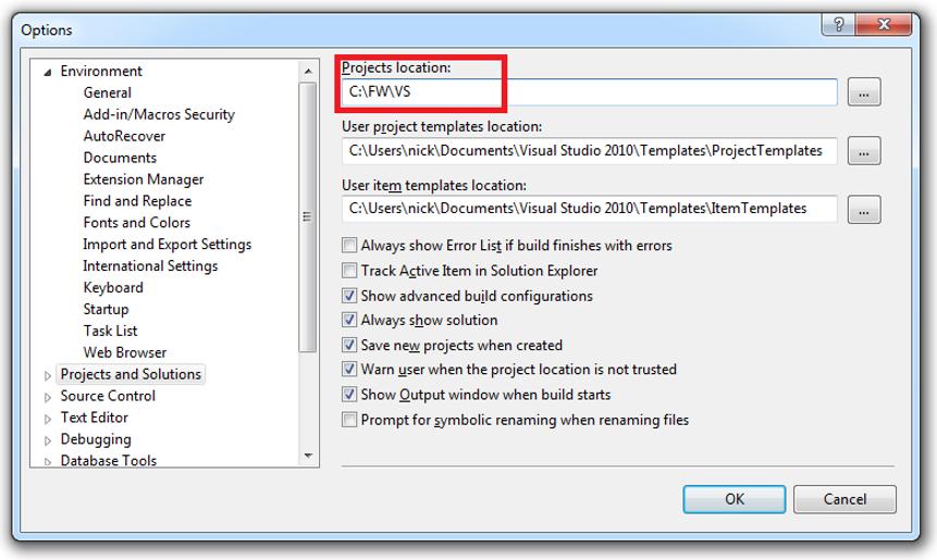 Пишем для UEFI BIOS в Visual Studio. Часть 1 — разворачивание среды разработки, компиляция и запуск на отладку - 4