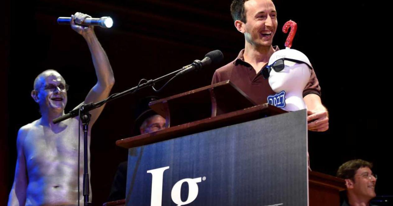 Шнобелевская премия-2017: все страньше и страньше - 1