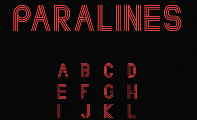 Великолепная подборка бесплатных шрифтов: лучшие из лучших - 33