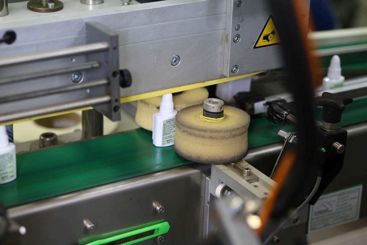 Как устроено автоматизированное тоннажное производство гелей - 10