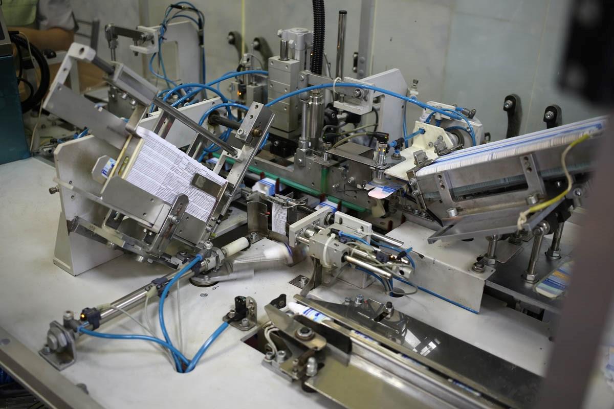 Как устроено автоматизированное тоннажное производство гелей - 14
