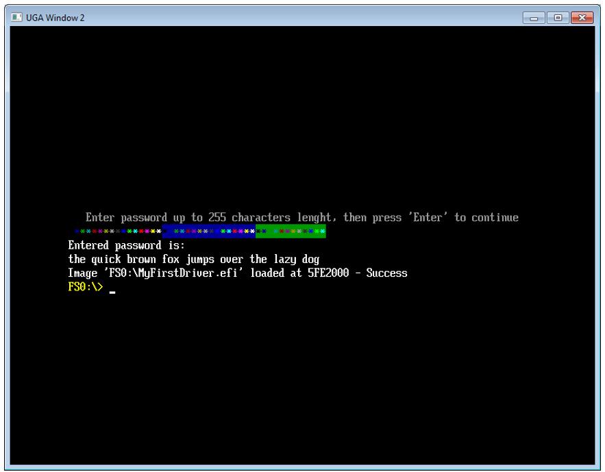 Пишем для UEFI BIOS в Visual Studio. Часть 2 – создаем свой первый драйвер и ускоряем отладку - 10