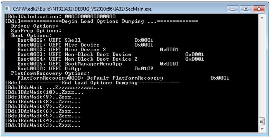 Пишем для UEFI BIOS в Visual Studio. Часть 2 – создаем свой первый драйвер и ускоряем отладку - 15
