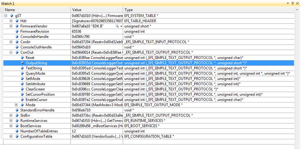 Пишем для UEFI BIOS в Visual Studio. Часть 2 – создаем свой первый драйвер и ускоряем отладку - 7