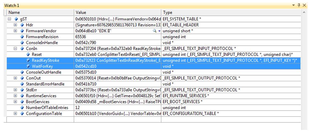 Пишем для UEFI BIOS в Visual Studio. Часть 2 – создаем свой первый драйвер и ускоряем отладку - 8