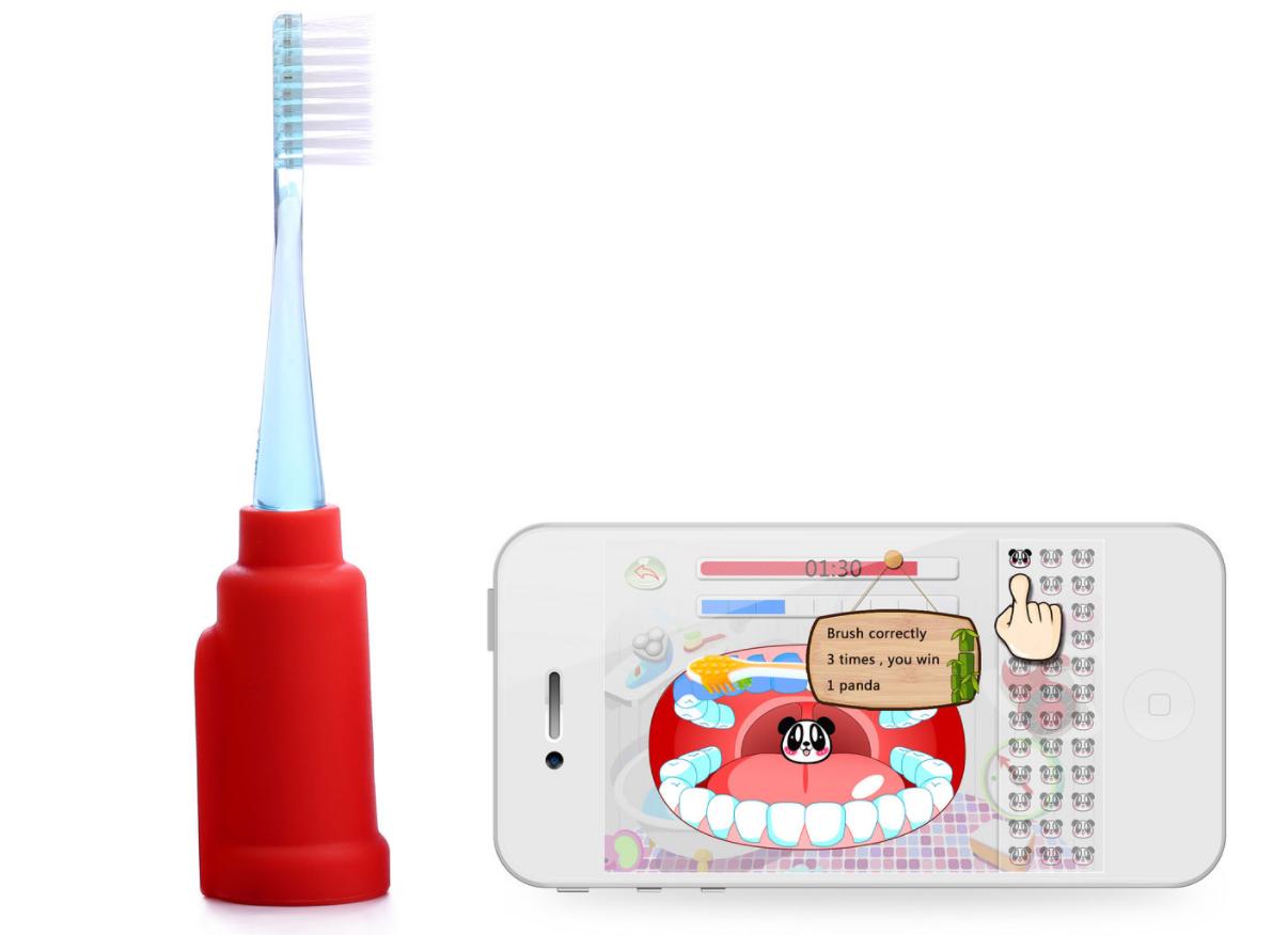 Умные щетки приучат детей чистить зубы 2 минуты - 11