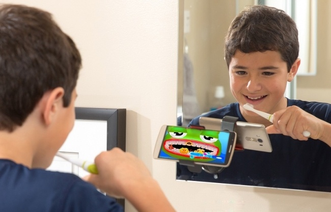 Умные щетки приучат детей чистить зубы 2 минуты - 5