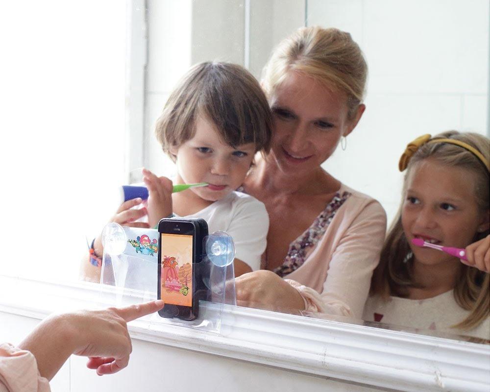 Умные щетки приучат детей чистить зубы 2 минуты - 7