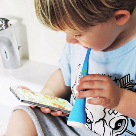 Умные щетки приучат детей чистить зубы 2 минуты - 1