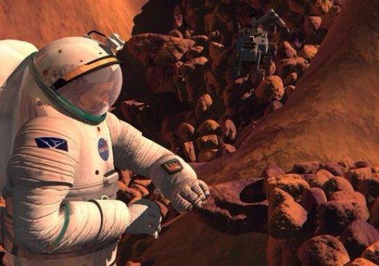 В 2020 году произойдет китайская миссия на Марс