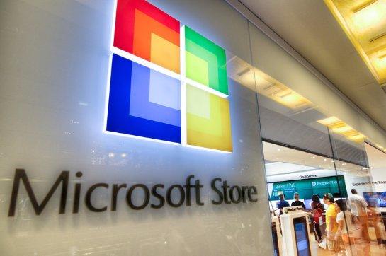 Windows Store переименован в Microsoft Store