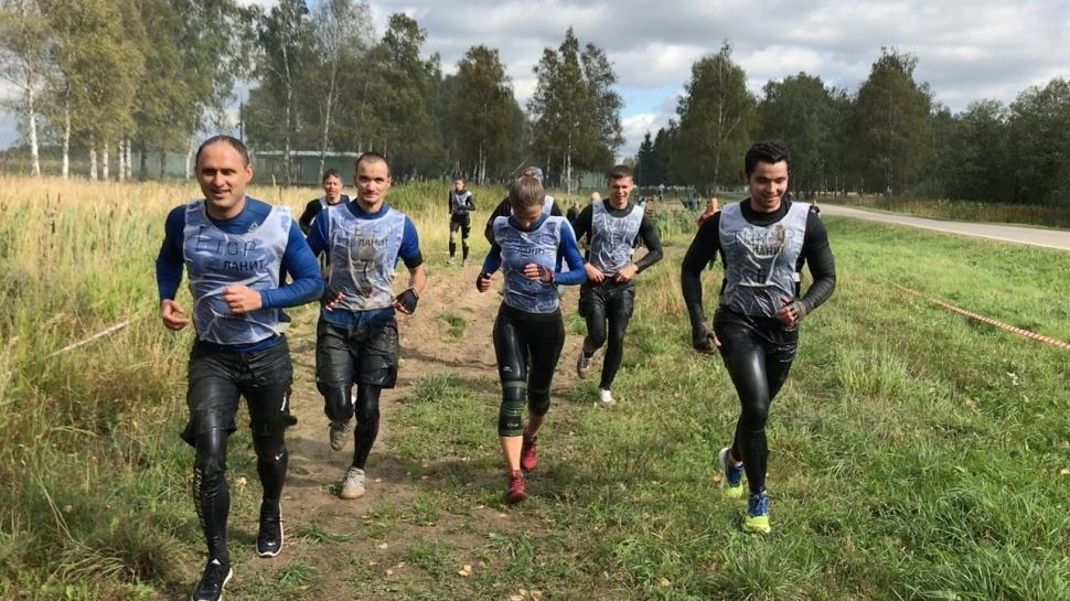 ИТ-чемпионат «Гонки Героев», или первый проект ЛАНИТ на военном полигоне «Алабино» - 13
