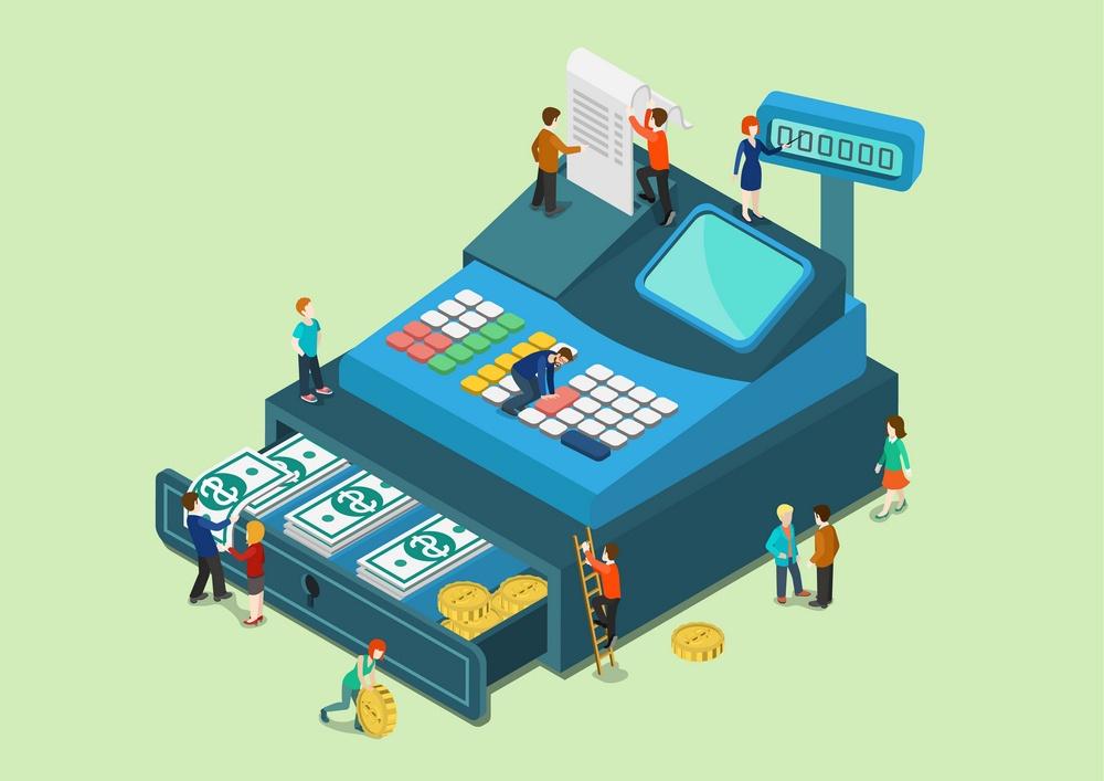 Как мы перевели 400 магазинов на электронные кассы - 1