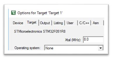 Начинаем изучать STM32 или Управляем светом по-умному - 13
