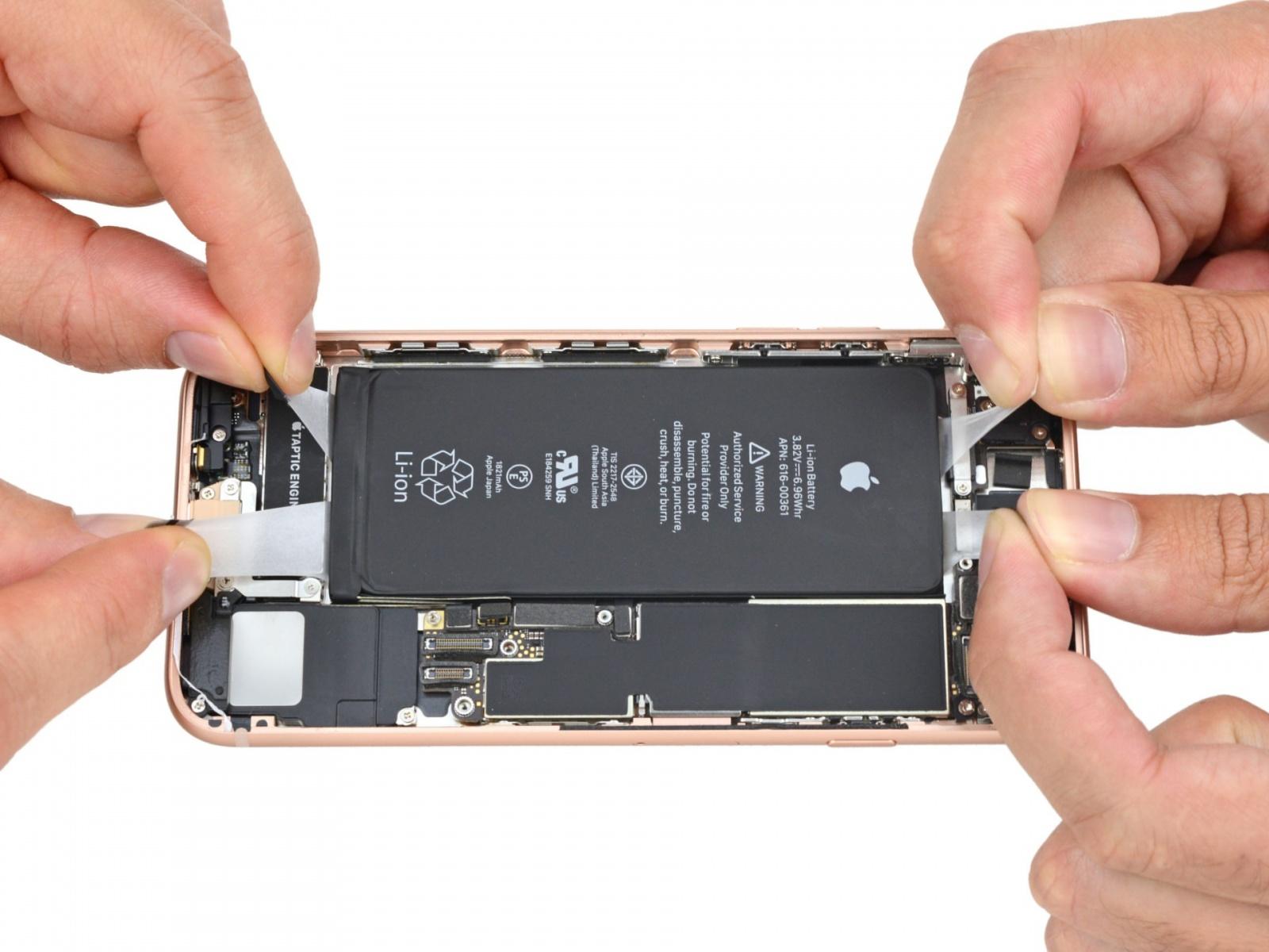 Apple говорит, что iPhone слишком «сложен», чтобы разрешить самостоятельный ремонт - 1