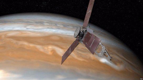 НАСА организует еще одну миссию к Юпитеру