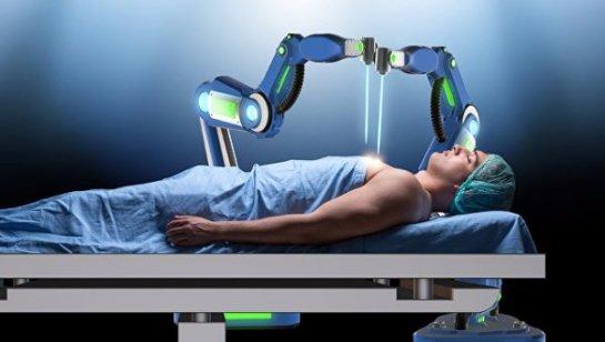 В Китае создали робота, который может совершать стоматологические операции