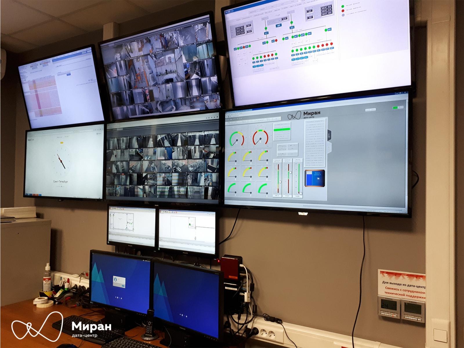 Инженерные системы наших дата-центров и их мониторинг, часть вторая - 2