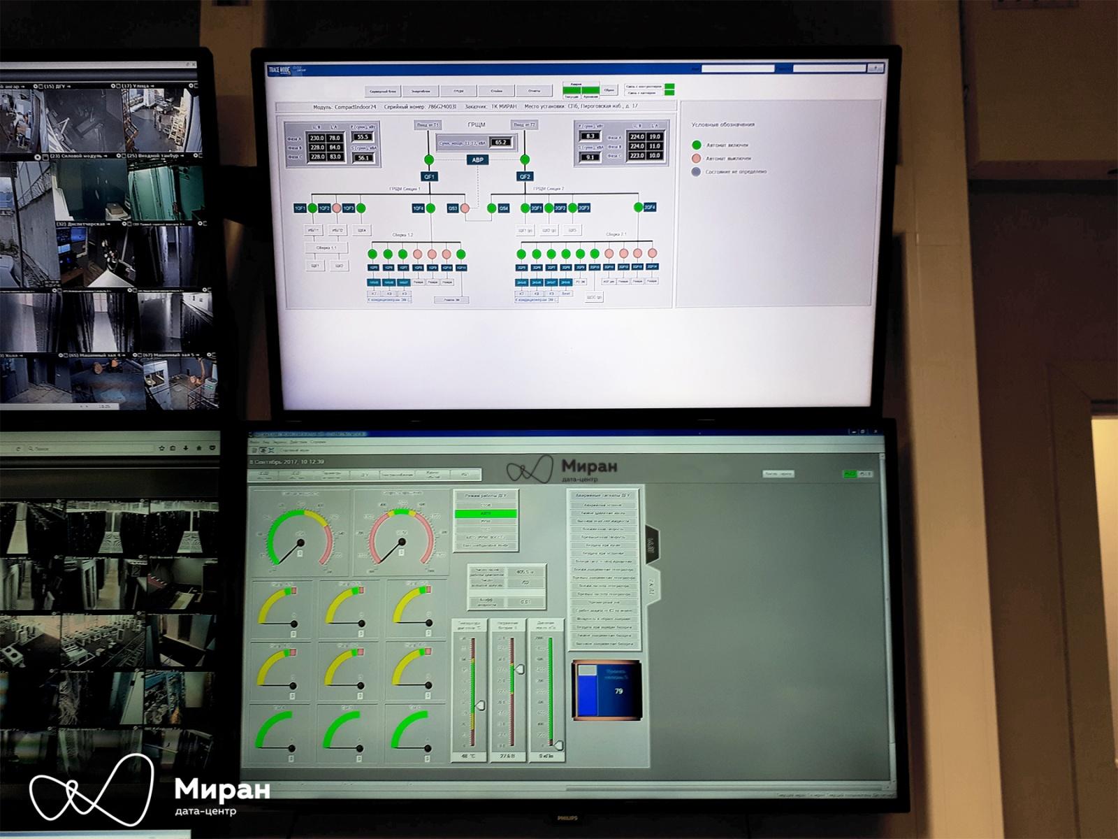 Инженерные системы наших дата-центров и их мониторинг, часть вторая - 3