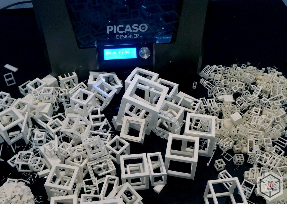 [КЕЙС] 3D-печать в искусстве: скульптуры художника Каварги - 10