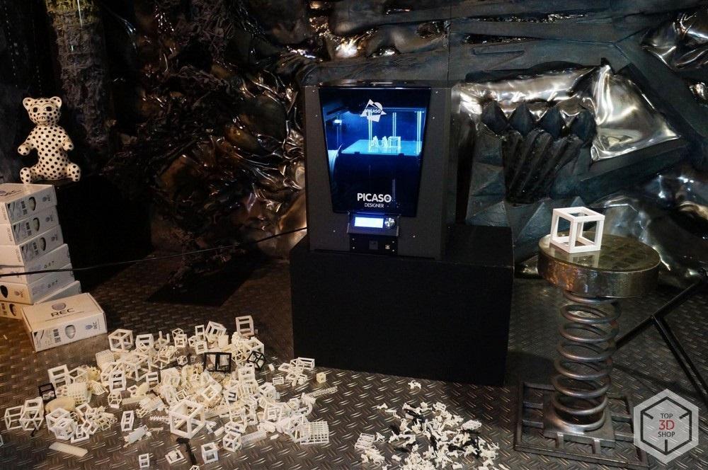 [КЕЙС] 3D-печать в искусстве: скульптуры художника Каварги - 15