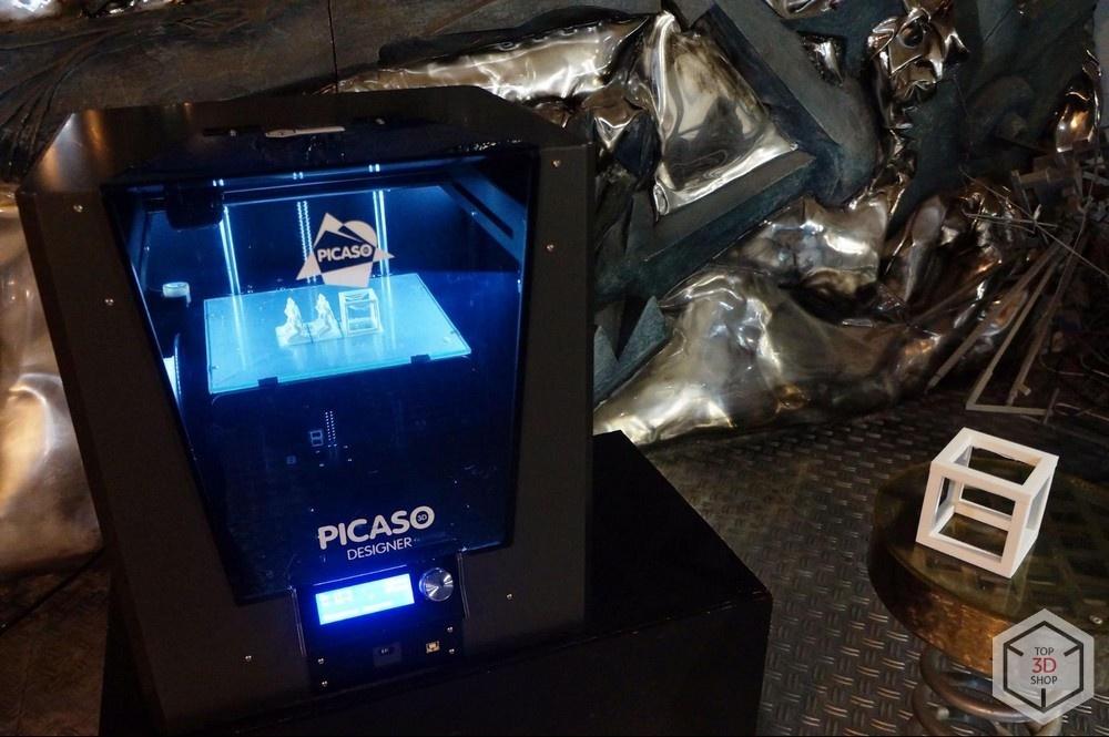[КЕЙС] 3D-печать в искусстве: скульптуры художника Каварги - 3