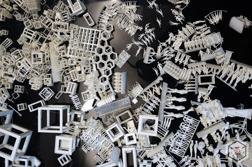 [КЕЙС] 3D-печать в искусстве: скульптуры художника Каварги - 5