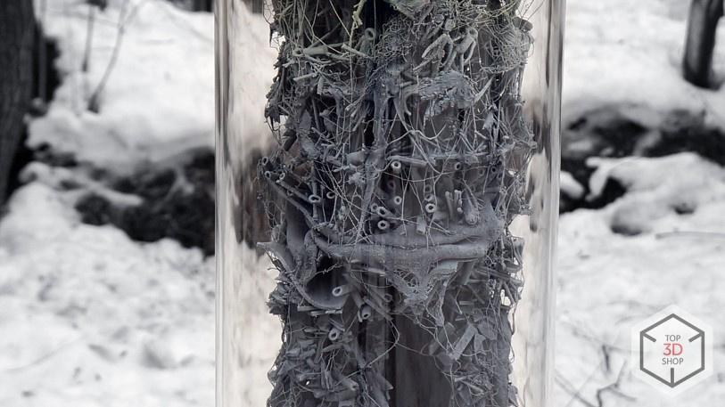 [КЕЙС] 3D-печать в искусстве: скульптуры художника Каварги - 6