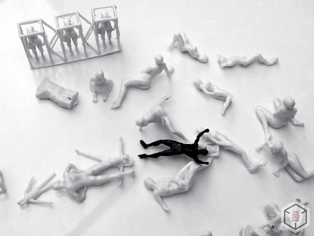 [КЕЙС] 3D-печать в искусстве: скульптуры художника Каварги - 7