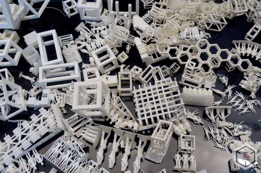 [КЕЙС] 3D-печать в искусстве: скульптуры художника Каварги - 8