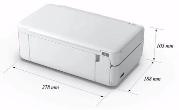Мобильный принтер для открыток Epson Colorio PF-81 - 3