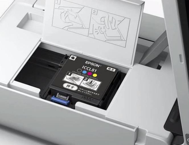 Мобильный принтер для открыток Epson Colorio PF-81 - 7