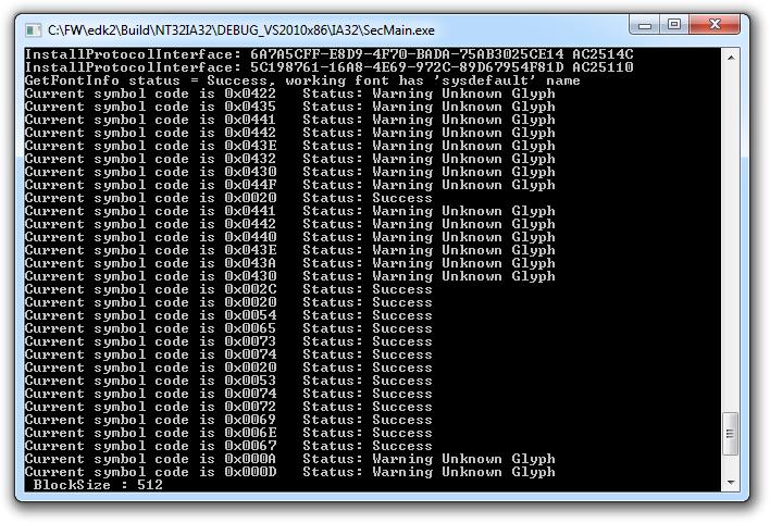 Пишем для UEFI BIOS в Visual Studio. Часть 3 — русифицируем Front Page - 8