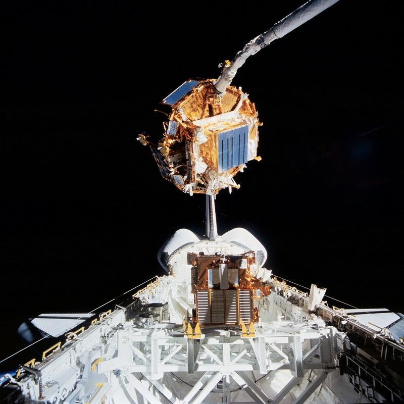 Прошлое и будущее обслуживания спутников - 15
