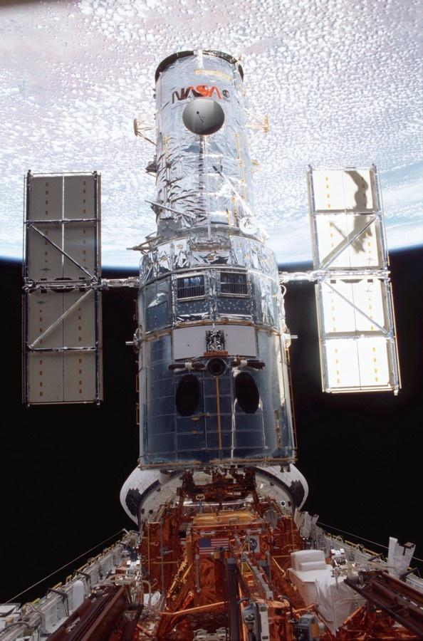 Прошлое и будущее обслуживания спутников - 18