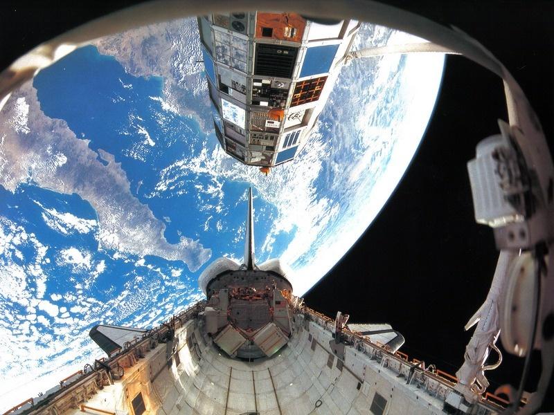 Прошлое и будущее обслуживания спутников - 2
