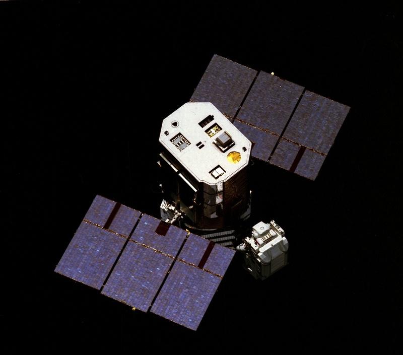Прошлое и будущее обслуживания спутников - 3
