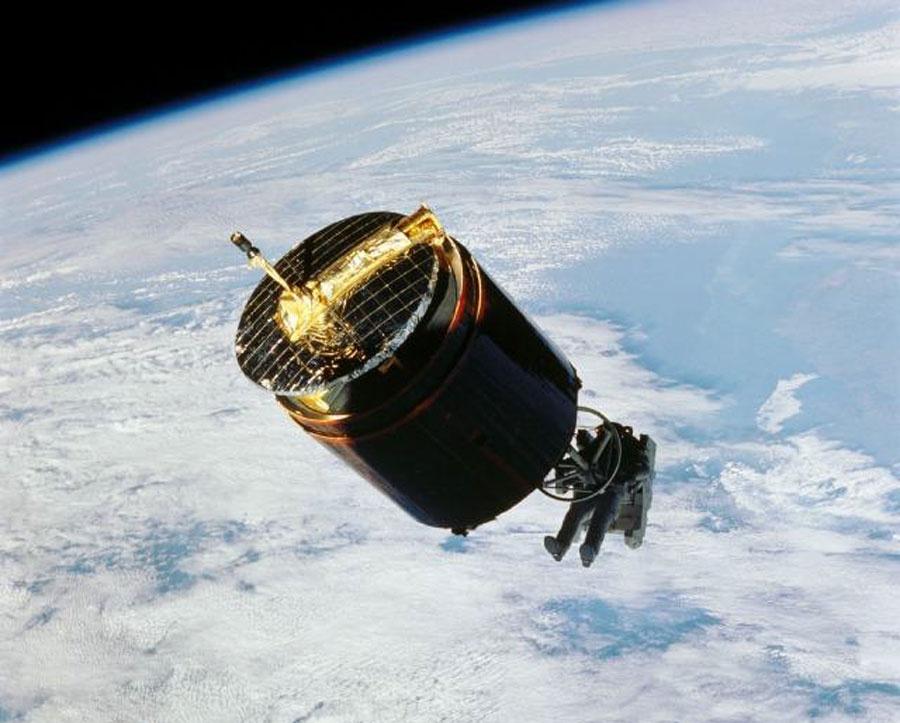 Прошлое и будущее обслуживания спутников - 6