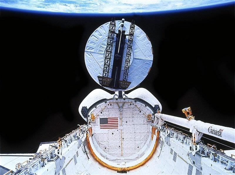 Прошлое и будущее обслуживания спутников - 8
