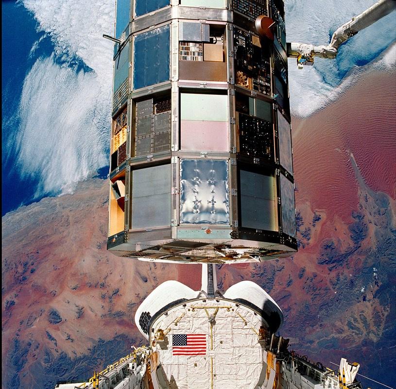 Прошлое и будущее обслуживания спутников - 9