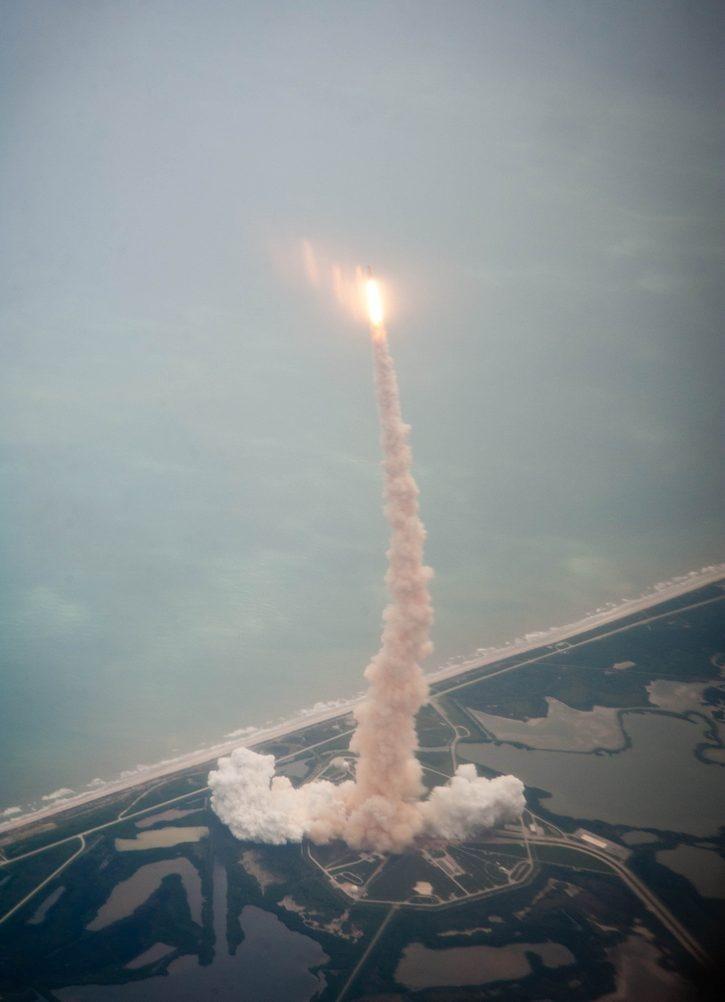 Прошлое и будущее обслуживания спутников - 1
