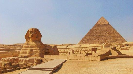 Ученые раскрыли чертежи, по которым строились египетские пирамиды
